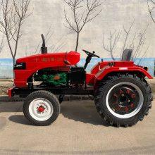 四驅四輪拖拉機 單杠25馬力四輪拖拉機 四驅果園農用拖拉機
