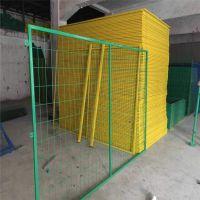铁丝隔离网栅 万泰厂家护栏网 便宜的围网