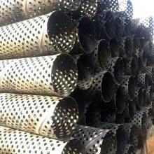 冲孔钢管325mm工地基坑降水滤管 273钢花管生产厂家