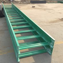 玻璃鋼電纜槽廠家槽式玻璃鋼橋架C型彎通彎頭