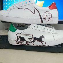 东莞皮革鞋子3d彩印机制造商 高落差鞋子uv打印机
