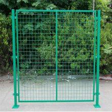仓库隔离栏 库房隔离护栏 围墙护栏质量优
