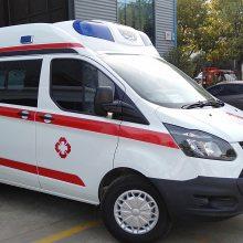 福特V362短軸中頂救護車 救護車廠家
