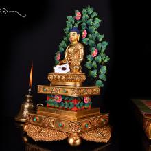 地藏王菩萨像公司 贴心服务  成都金藏贲巴文化传播供应
