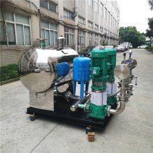 无负压智能全自动恒压变频供水设备泵房改造一体化泵站德国威乐水泵MVI808