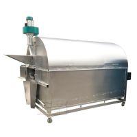 100斤電加熱炒貨機 芝麻堅果炒貨機 全自動干貨炒料炒鍋機