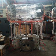 塑料造粒机电动双模头 300型电动双板换网器
