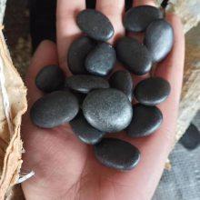 顺永黑色鹅卵石,河北里卵石品质好,价格低。