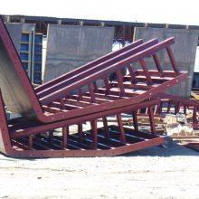 回收钢模板 回收钢板 回收废铁