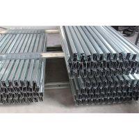 上海新之杰公司承担深圳会展中心几字型钢檩条生产任务