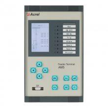 安科瑞AM5-U1 微机保护装置 交流电流通道 中压保护装置 用户变电所 RS485通讯口