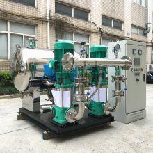 一体化地埋式污水处理设备一体化变频供水设备威乐