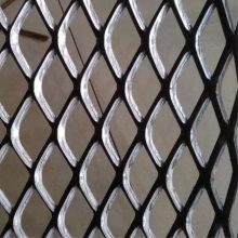 重型钢板网 建筑走道 平台踩踏 菱形钢板网 加厚 马腾