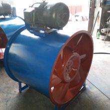 KT40型防爆電機外置式軸流管道風機斜流加壓風機耐腐蝕玻璃鋼