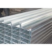 合肥2.5厚C型钢C160-60-20号生产厂家新之杰规格齐全