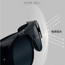 户外高清防紫线防风沙骑行眼镜多功能车间电焊防冲击防护眼镜代发