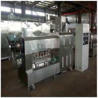 中国斗鱼饲料生产线小颗粒泰国斗鱼鱼食生产设备