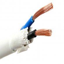 上海南洋 RVV仪表电缆 RVV电源电缆 橡胶电缆