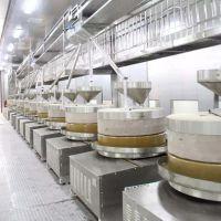 多功能面粉石磨机 五谷杂粮石磨面粉机 粗粮面粉石磨机