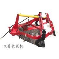 菏澤收蒜機廠家 柴油起蒜機 多功能大蒜收貨機