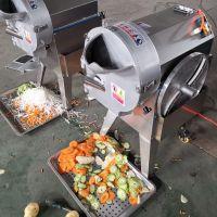 三相电酸菜切丝机价格 家用冻豆腐切块机 佳鑫1000型切菜机