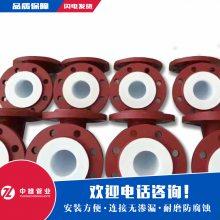 DN600衬塑钢管 聚乙烯钢塑复合管 加工定制