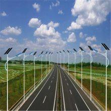 海阁拉斯 太阳能路灯户外灯新农村6米5米工程高杆灯一体化带灯杆