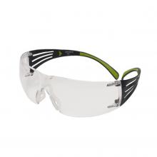 3M SF410AS镜面护目镜 防冲击防刮擦防护镜 司机骑行眼镜