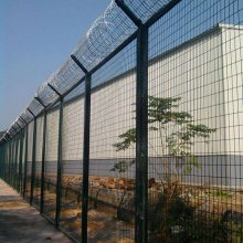 现货工地施工绿色框架护栏网 道路河道隔离防护网 养殖高速隔离栏