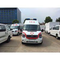 江鈴福特新世代V348長軸高頂5780×2000×2810救護車廠家直銷
