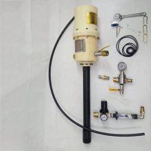 大流量气动注浆泵_ZBQ-30/1.0注浆泵_矿井气动注浆泵制造商