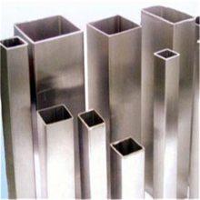 6061R角薄壁铝方管 广东银色氧化铝方通免切割费