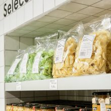 合肥超市装修 精致大气的小型超市 盛世和居