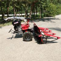 农用多功能小麦水稻收割机/新型稻麦割捆机/四轮前置割台水稻收割机