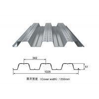 镀锌楼面钢承板YX51-342-1025_建筑用压型钢板_上海新之杰