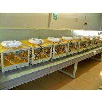 厂家直销皓诚 灯具检测老化线 环型链板式老化线 灯具检测线