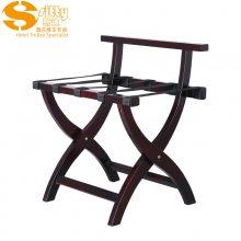 专业生产SITTY斯迪95.3350实木折叠行李架