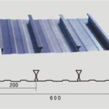 上海实体厂家供应YXB51-200-600型镀锌楼承板