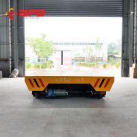 钢厂定制低压电动轨道车 铅包轨道车 车间内过跨电动运输车 无线遥控控制