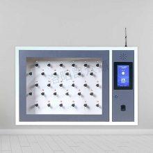 杭州 智能钥匙柜 中介钥匙保管柜 4S店钥匙柜 扫码指纹密码柜
