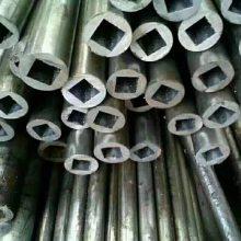 精轧光亮异型钢管@外圆内异形无缝钢管生产厂家&厚壁异型管价格