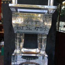 水晶鼎工艺礼品厂,商会挂牌成立仪式股票开户周末可以开吗,新公司开业送什么礼品