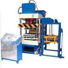 3-15型全自动垫块机 多功能混凝土垫块机 水泥免烧制砖机