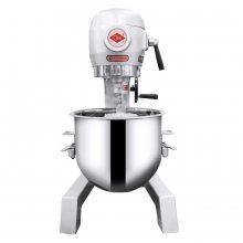 商洛市红菱搅拌机批发商 B20打蛋机 面包房蛋糕房搅拌机专卖