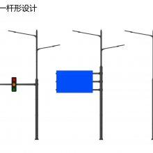 江苏高速公路路牌杆件厂家