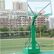 唐山比赛液压篮球架 室外手动液压篮球架 仿液压篮球架精品铸