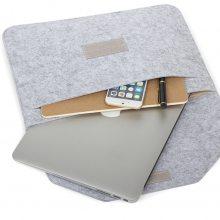 供应毛毡保护套毛毡笔记本电脑套毛毡电子产品保护套包毛毡平板内胆毛毡IPAD包