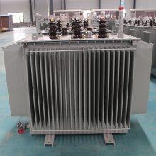 全新铜质S13-2500KVA油浸式变压器低损耗全密封***-北京恒安源电气集团