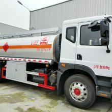 东风D9型号 大容积油品运输车 12.9方加油车