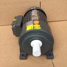 直销0.75KW/750W/GH-32卧式减速电机价格